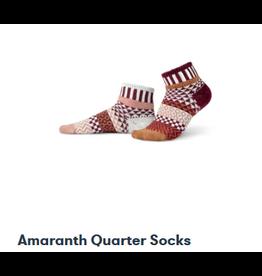 Solmate Solmate Mismatched Quarter Socks