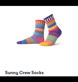 Solmate Solmate Mismatched Socks Sunny