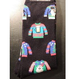 Davco Mens Ugly Christmas Sweater  Socks