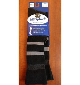 Mens Mild Compression Socks 2 Pack