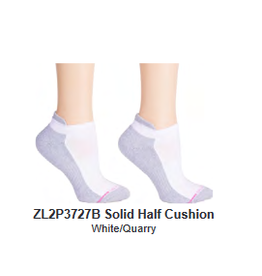 Dr. Motion Ankle Compression Socks -  Half Cushion