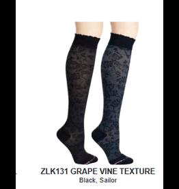Davco Womens  Mild Compression Socks Grapevine