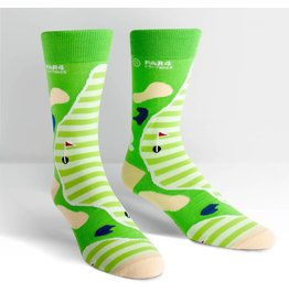 Sock it to Me SITM Men's Par 4 Socks