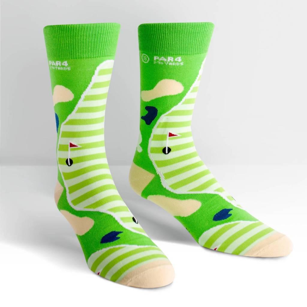 Sock it to Me SITM Men's Par 4 Socks