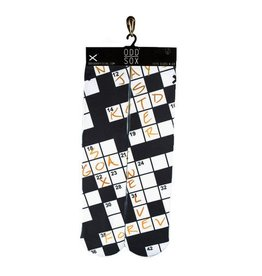 Odd Sox Crossword Socks