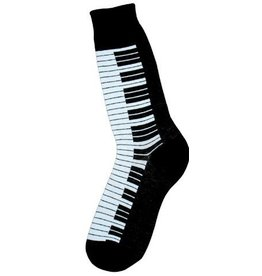 Foot Traffic Mens Piano Socks
