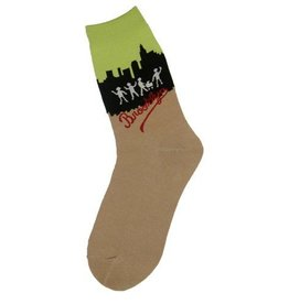 Foot Traffic Womens Brooklyn Socks