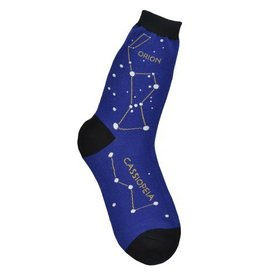 Foot Traffic Womens Constellation Socks
