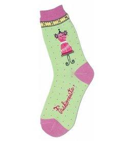 Foot Traffic Womens Fashionista Socks
