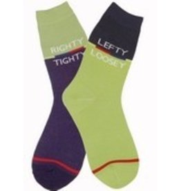 Foot Traffic Womens Lefty Righty Socks