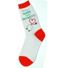 Foot Traffic Womens Nurse Socks