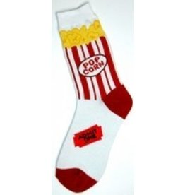 Foot Traffic Womens Popcorn Socks