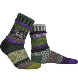 Solmate Solmate Adult Crew Socks Balsam Small