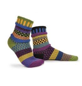 Solmate Solmate Adult Crew Socks October Morning XL