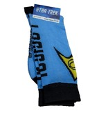 Star Trek Blue Uniform Crew Sock