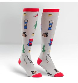 Sock it to Me SITM Women's Happy Camper Socks