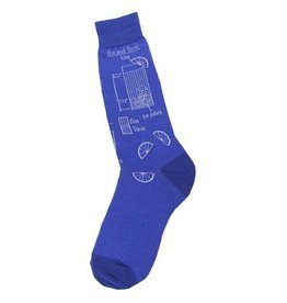Foot Traffic Mens Mixology Socks