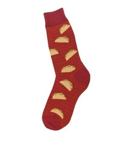 Foot Traffic Mens Taco Socks