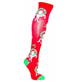 Sock it to Me SITM Women's Horn for the Holidays Socks