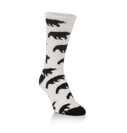 World's Softest Socks Women's Bear Socks