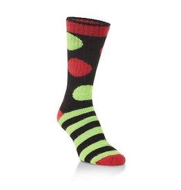 World's Softest Socks Women's Crew Socks Fun