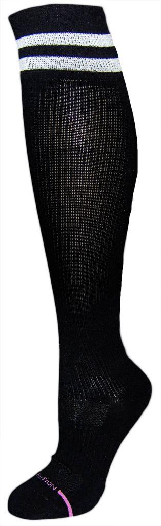 3cb600b14 ... Dr. Motion Dr. Motion Women s Compression Socks  Premium Cotton Sport  Stripe ...