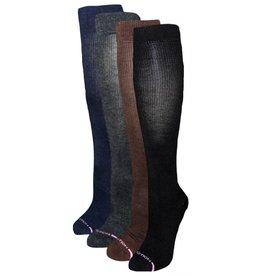 Davco Women's Compression Socks Cotton Half Cushion