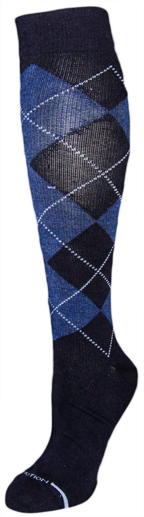 Dr. Motion Dr. Motion Men's Compression Argyle Socks