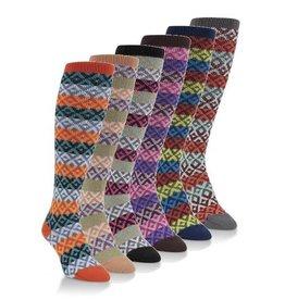 World's Softest Socks Women's Gallery 2 Knee High Socks
