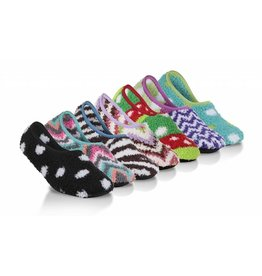 World's Softest Socks Women's Cozy Slippers Patterns