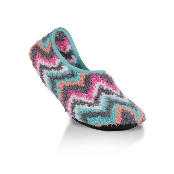 World's Softest Socks Women's Cozy Slippers - Variety Of Patterns