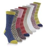World's Softest Socks Women's Ragg Crew Socks - Worlds Softest