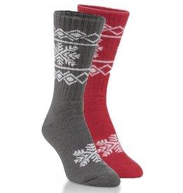 World's Softest Socks Women's  Fairisle Socks