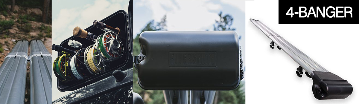Riversmith Rod Quiver Review The Best Car Fly Rod Holder