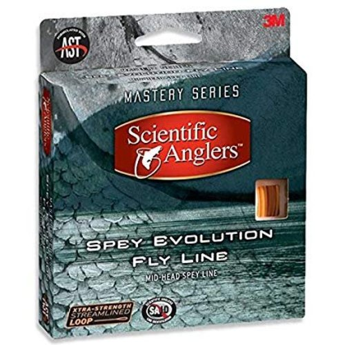 Scientific Anglers Mastery Spey Evolution Fly Line - 680 Grain