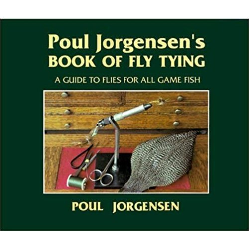 Book-Poul Jorgensen's Book Of Fly Tying