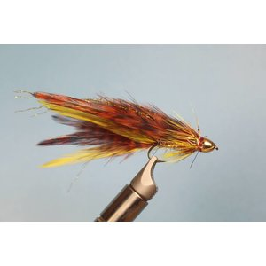 Delektable Single Screamer Brown/Yellow #6