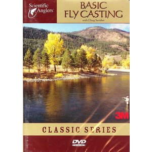 Scientific Anglers DVD-Basic Fly Casting Reg $20