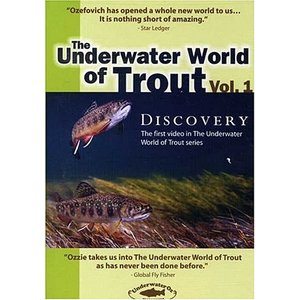 DVD-Underwater World of Trout-Vol 1-Ozefovich