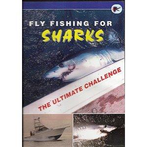 DVD-Fly Fishing for Sharks- Marino