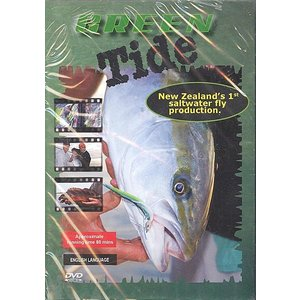 DVD-Green Tide-Fly Fishing on the Wild Side