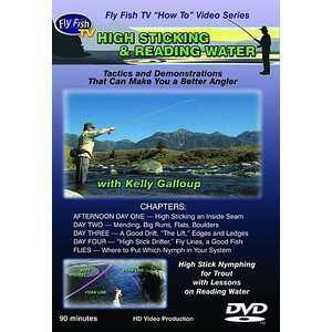 DVD-High Sticking-Galloup