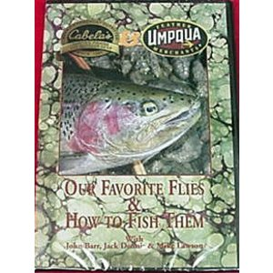DVD-Our Favorite Flies: Barr, Dennis & Lawson