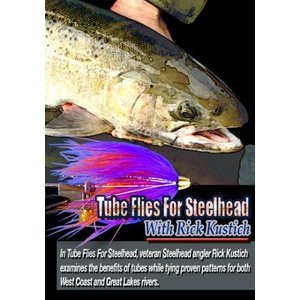DVD-Tube Flies for Steelhead-Kustich