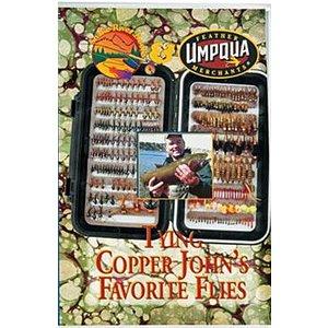 DVD-Tying Copper John's Favorite Flies-Barr