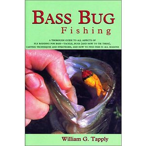 Book-Bass Bug Fishing-Bill Tappley