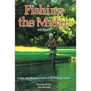 Book-Fishing the Midge- Ed Koch