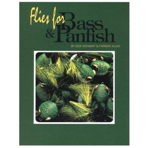 Book-Flies For Bass and Panfish