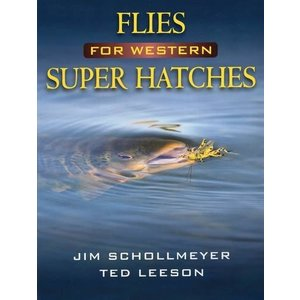 Book-Flies for Western Super Hatches- Leeson