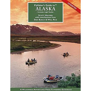 Book-Fly Fisher's Guide to Alaska- Haugen